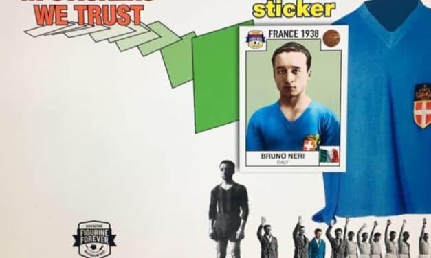 25 Aprile, successo della figurina dedicata al partigiano calciatore Bruno Neri