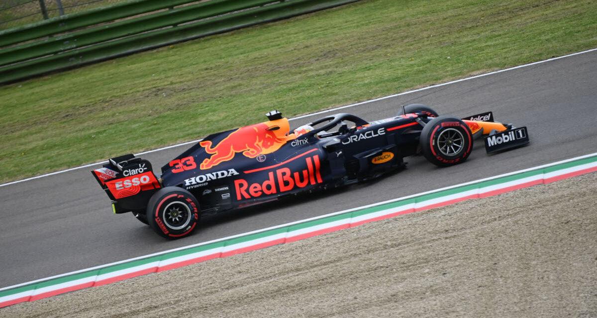 Gran premio F1 Imola: domina Max  Verstappen
