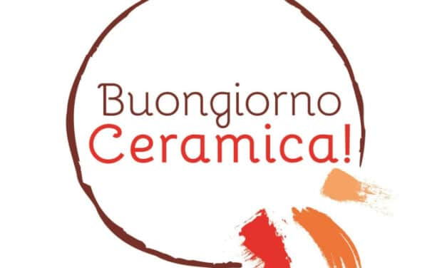 """Faenza 15-16 maggio: appuntamento con """"Buongiorno Ceramica!"""""""