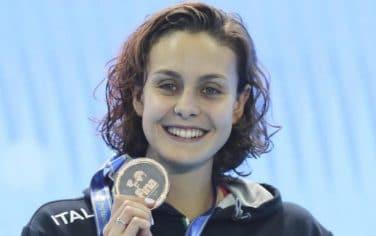 Martina Carraro conquista la medaglia di bronzo nei 100 metri rana agli Europei