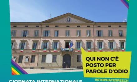 L'Amministrazione di Castello promuove la Giornata contro l'omofobia