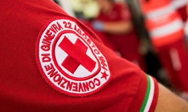 Croce Rossa, nella Giornata Mondiale momento di festa in piazza Matteotti