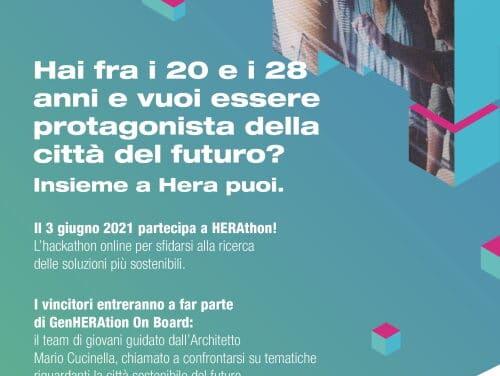Hera coinvolge i giovani in soluzioni nuove e sostenibili per le città del domani