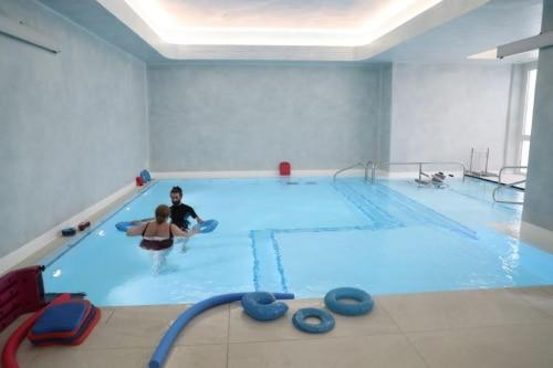 Riapre la piscina riabilitativa anche per persone esterne a Montecatone