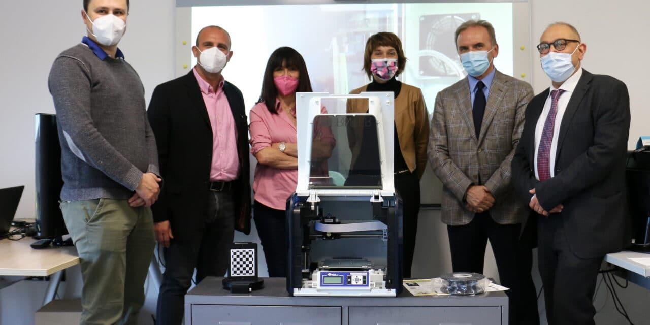 Il Comune dona una stampante 3D alla scuola in ospedale a Montecatone