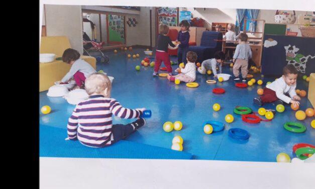 L'approccio narrativo nell'infanzia in collaborazione con altre realtà europee