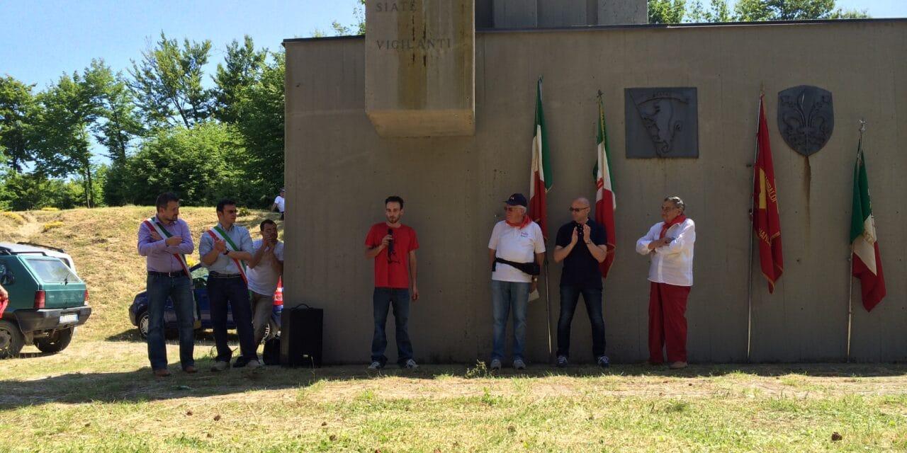 Festa dei partigiani il 6 giugno al monte Faggiola