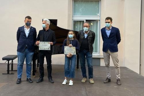 Due giovani pianisti della scuola Vassura-Baroncini promettono bene