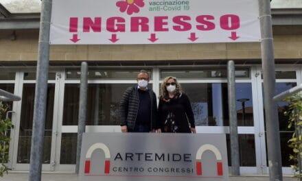 Vaccini antiCovid, a Castel San Pietro già 5600 su 18mila abitanti
