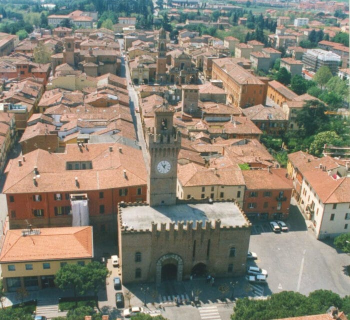 Castel San Pietro Terme, alla scoperta del centro storico