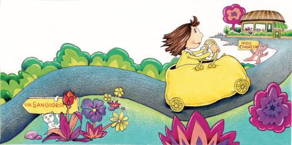 """""""La signora che profuma di limone"""", un libro dall'incontro tra salute mentale e infanzia"""