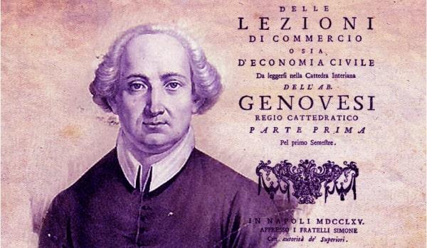 A Napoli, nel 1700, la prima facoltà in Europa di economia e felicità pubblica