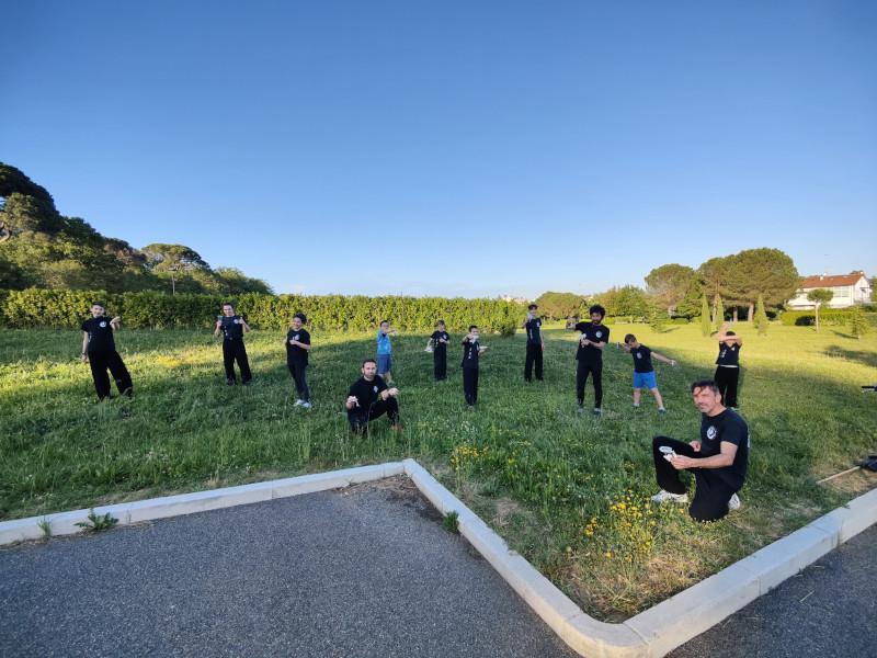 Kung-fu Imola, sport e sensibilità ambientale