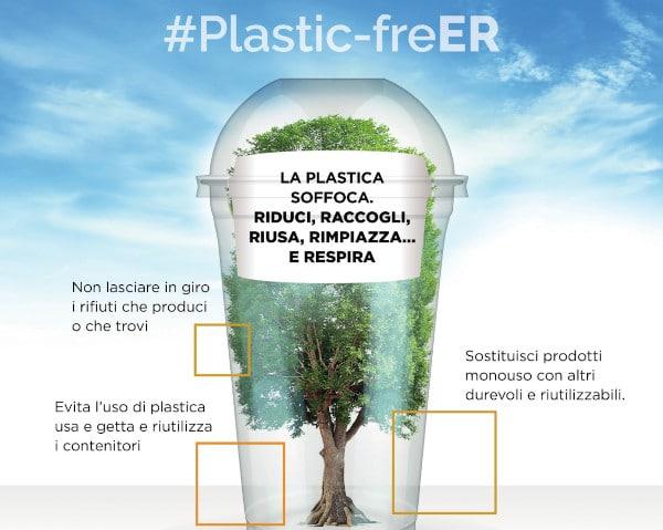 Difendiamo i nostri ecosistemi dalla plastica