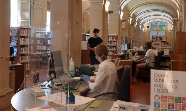 Orari estivi delle biblioteche dal 15 giugno al 15 settembre: obbligo di mascherina