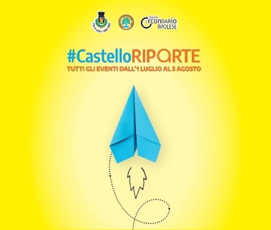 #CastelloRIPaRTE con musica, moda, cinema, letture e Carrera