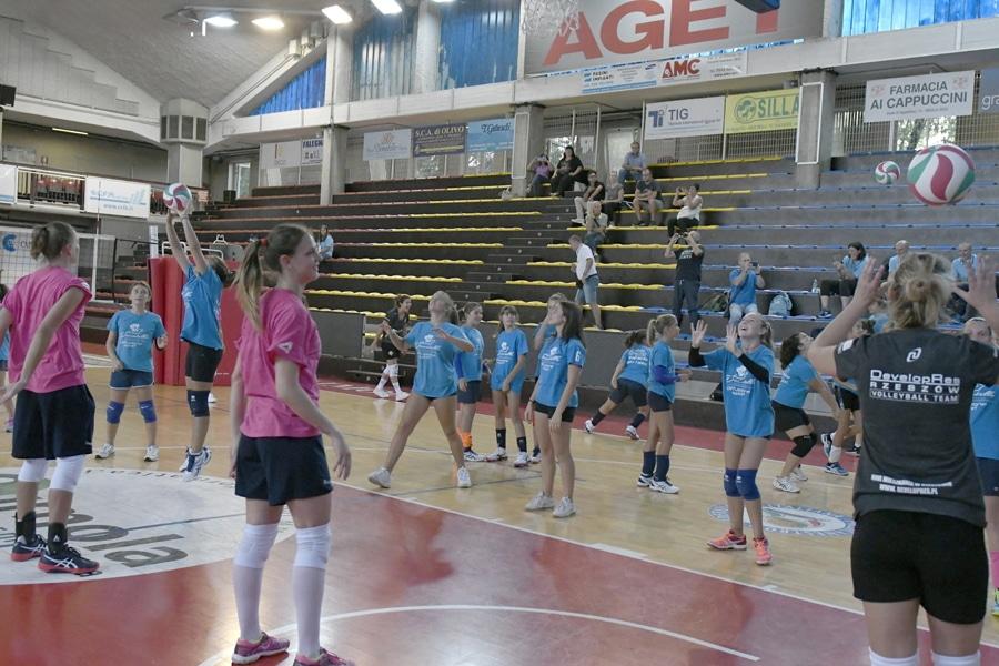 Volley femminile: Diffusione Sport lancia una raccolta fondi per un torneo di A1
