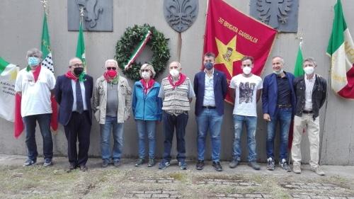 """Panieri a Monte Faggiola: """"Liberazione è una parola di straordinaria potenza"""""""