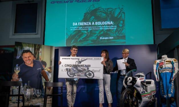 La famiglia Gresini dona all'Ausl di Bologna manichini-simulatori per la sicurezza