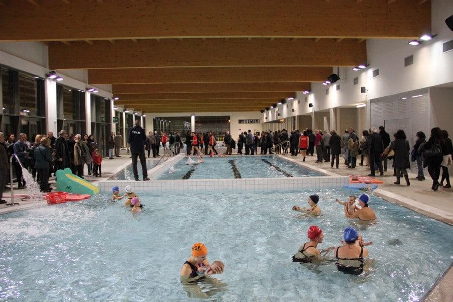Dal 14 giugno, con la zona bianca, riapre la piscina dell'Ortignola