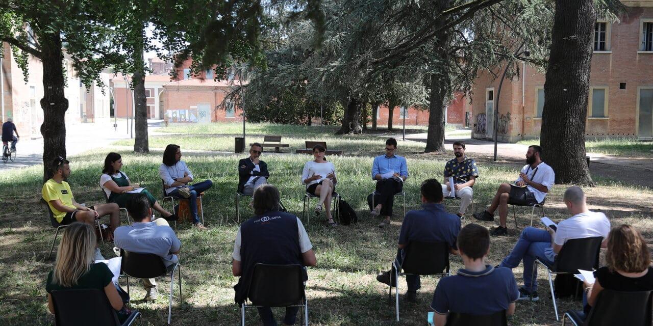"""Osservanza """"Punto Zero"""", il Festival che fa fiorire il parco di creatività"""