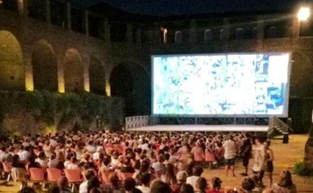 """""""Rocca cinema Imola – Il cinema sotto le stelle"""" parte il 1° luglio"""
