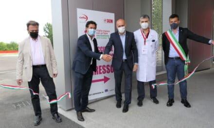 Vaccinazioni volontarie al via per i dipendenti di Sacmi e Cefla: già 1700 prenotati