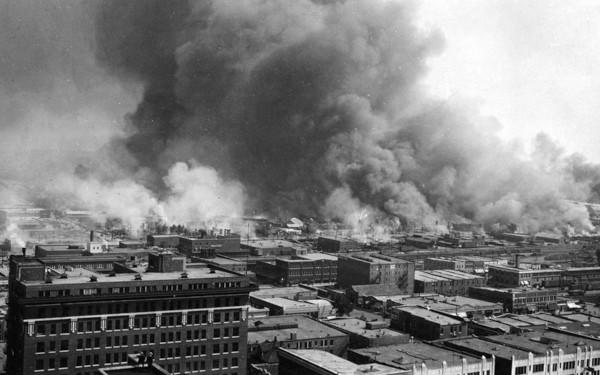 Joe Biden e il massacro degli afroamericani a Tulsa