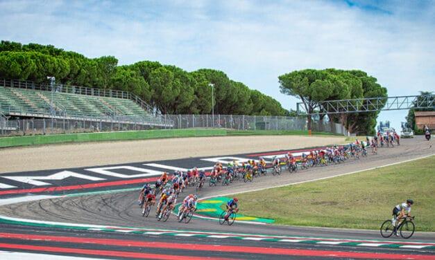 Ciclismo, Imola fa il bis con il Campionato italiano professionisti