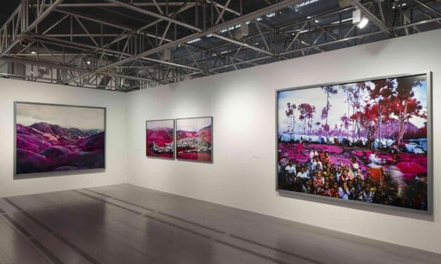 """Displaced"", al Mast di Bologna la mostra del fotografo Richard Mosse"