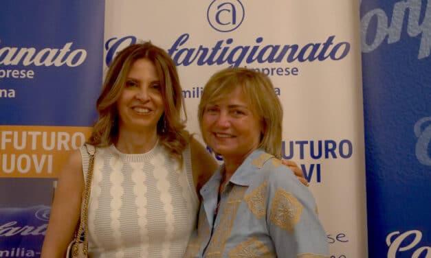 Donne Impresa Confartigianato Emilia-Romagna, il presidente è Cinzia Ligabue