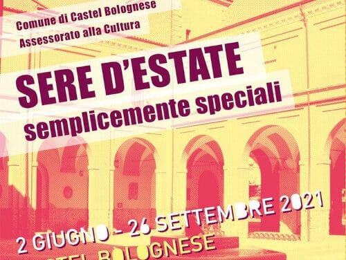 """""""Sere d'estate"""", un ricco calendario di eventi estivi a Castel Bolognese"""
