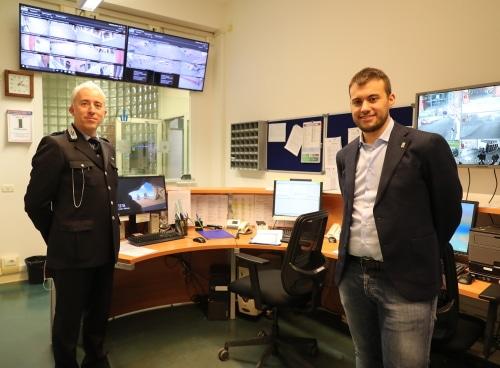Daniele Brighi è ufficialmente il Comandante della Polizia Locale Intercomunale