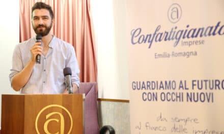 Giovani imprenditori Confartigianato Emilia-Romagna, il nuovo presidente è Lorenzo Bernardi