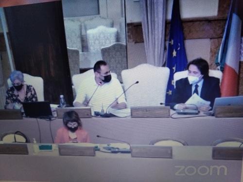Sicurezza in Consiglio: Carapia attacca, il sindaco ricorda le misure già prese