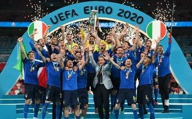 Europei 2021, siamo sul tetto d'Europa e ce lo siamo meritati!