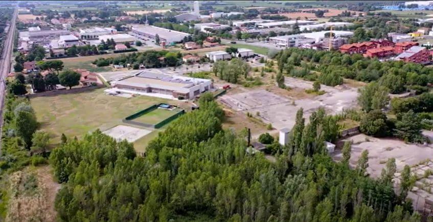Imola Green City con la rigenerazione delle zone industriali dismesse