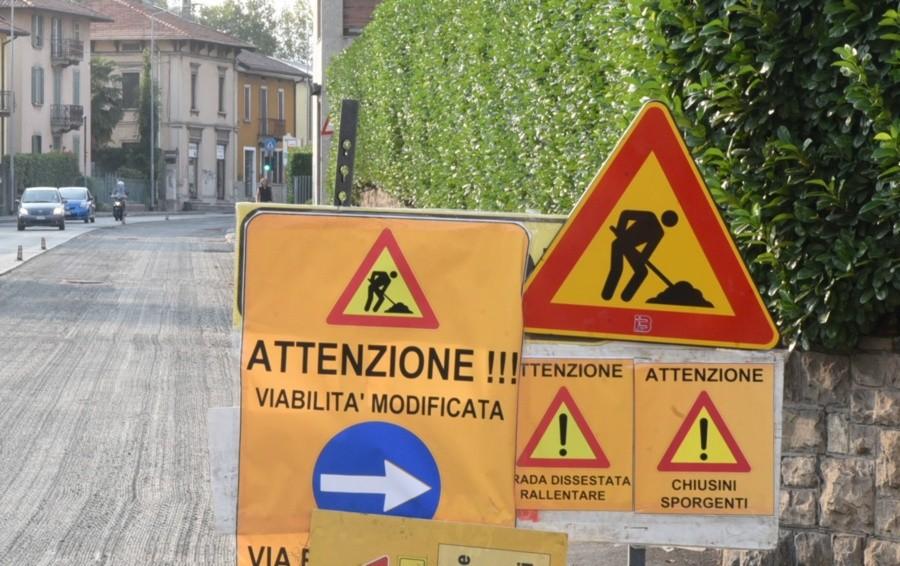 Al via una serie di lavori per moderare la velocità e dare sicurezza sulle strade