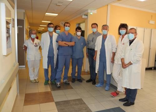 Ospedale libero dal Covid, riprende a pieno ritmo l'Otorinolaringoiatria
