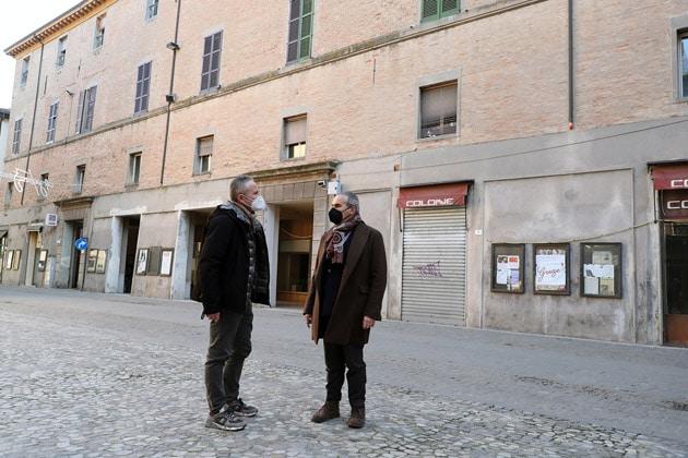 """Altri lavori per il palazzo comunale """"Nuovo"""": ora si deve installare una gru"""