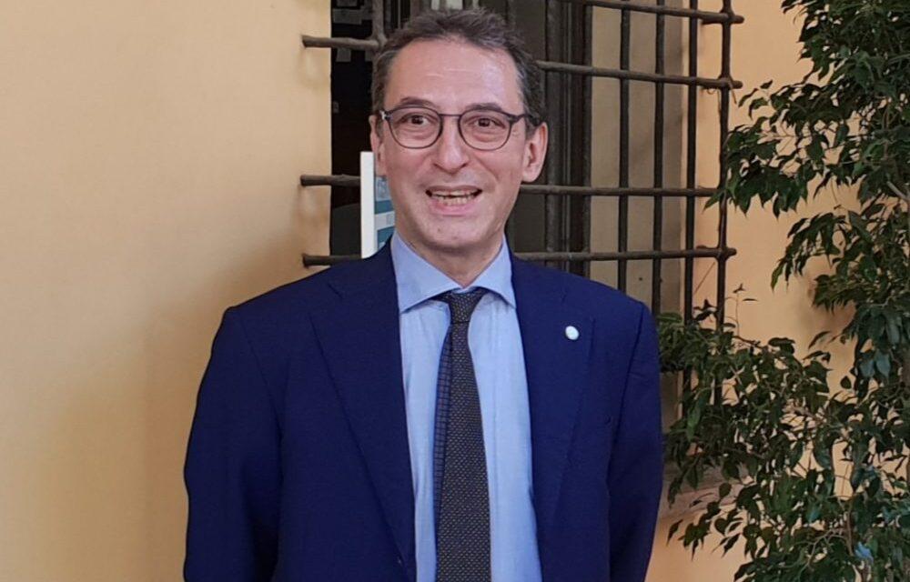 Il sindaco Panieri fa gli auguri di buon lavoro al nuovo Rettore Molari
