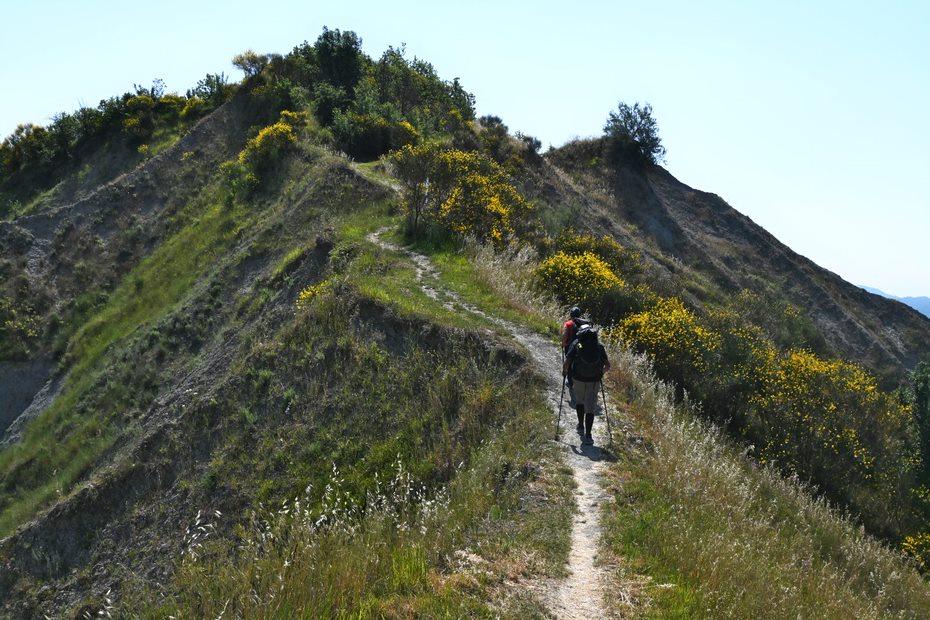 La Via dei Gessi e dei Calanchi, un progetto turistico regionale per promuovere due parchi