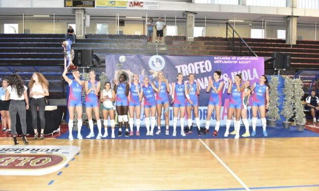 Volley femminile: al torneo imolese la Vero Monza e Il Bisonte Firenze