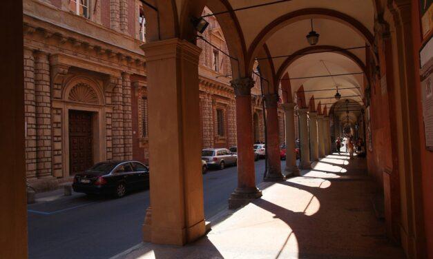 I Portici di Bologna patrimonio dell'Umanità