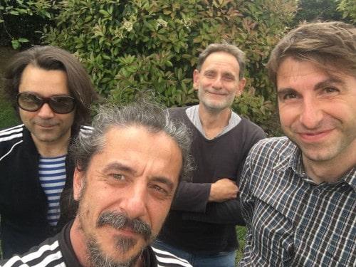 """Imola, al Caffè della Rocca Carlo Maver in """"Flute fever and the Soulfites"""""""