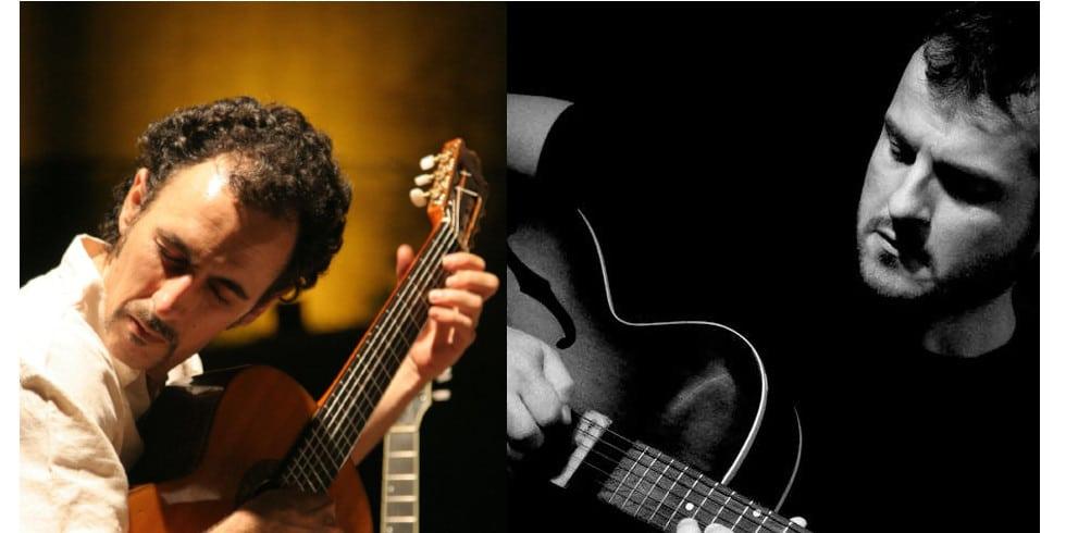 """""""The Flemings Guitar Duo"""" in scena alla Casa del Fiume"""