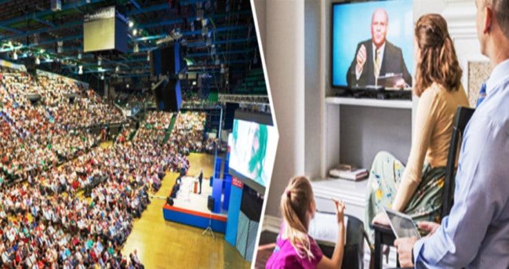 Testimoni di Geova, i congressi si terranno online