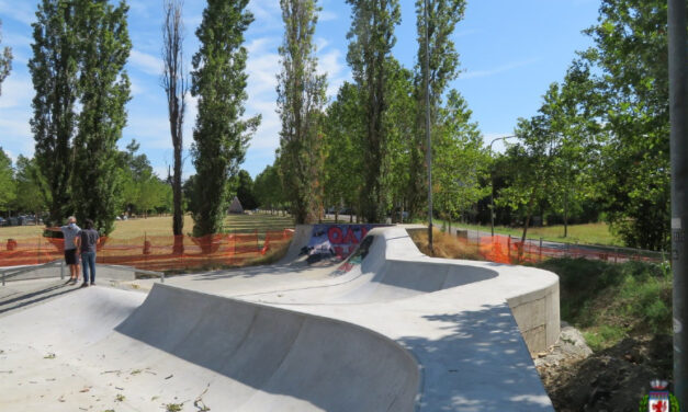 Skate park Faenza, ci siamo!
