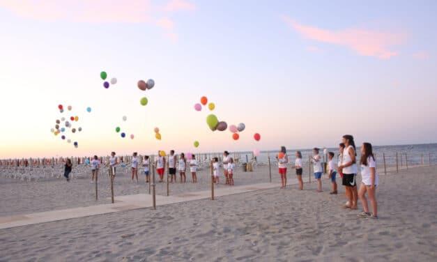 """Insieme a te"": inaugurata la spiaggia per disabili a Punta Marina"