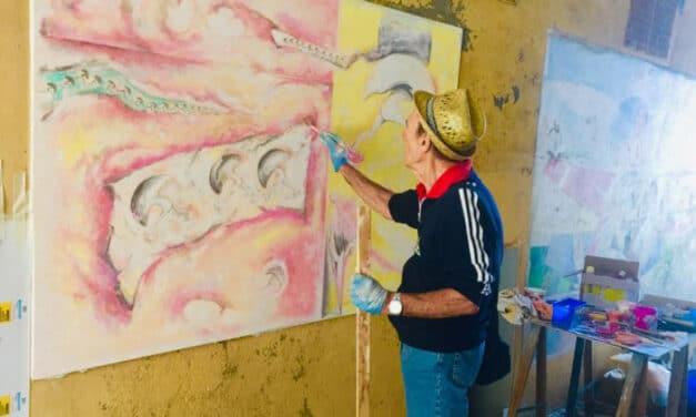 Muro Dipinto di Dozza, dal 13 al 19 settembre torna la Biennale